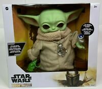 The Child Baby Yoda Star Wars The Mandalorian Mattel With Accessories Mattel NWB
