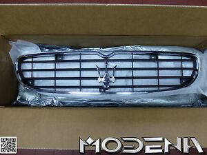 Grille Front Tridente Maserati 4200 Coupe Spider Facelift Gransport