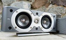 JBL SCS200CEN * 2-Wege Lautsprecher Center Centerlautsprecher 200 Watt * silber