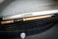 CF Burkheimer 6128-4 Spey Rod - Vintage - New - FREE FLY LINE