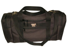 Large triple duffle with 2 side compartment and U opening easy excess,Made in US