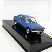 IXO 1:43 Altaya Chevrolet Chevette Luxo 1973 Diecast Models Toys Car Blue