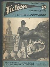 Fiction 49.Robert Heinlein, Arthur C.Clarke, Ward Moore...  SF53