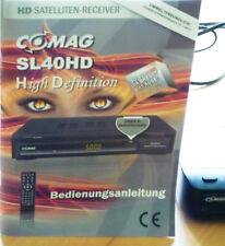 COMAG SL 40 HD Satelliten TV-Receiver, schwarz