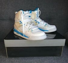 Nike Air Jordan Flight 45 High Blue White UK Size 3.5