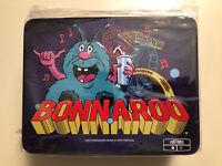 Bonnaroo Music & Arts Festival 2014 Collectible Tin Metal Stash Lunch Box NEW