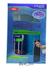 LOLANE Straight Off Rebonding Hair Gel Kit Set For Dry and Damage Hair