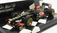 Minichamps 1/43 Scale 410 130077 - Lotus F1 Showcar 2013 K.Raikkonen