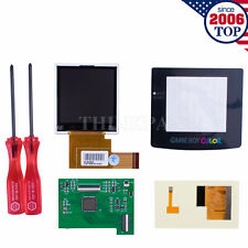 Spare Parts Backlight LCD Screen Kit For Nintendo Game Boy Color GBC Console