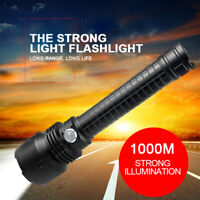XM-L2 linterna LED antorcha militar alta potencia al aire libre senderismo 26650
