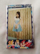 RARE JAPANESE JAPAN SEXY IDOL YUI IKAWA 1 OF 1 CHEKI PHOTO