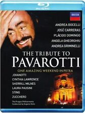 The Tribute to Pavarotti - One Weekend in Petra DVD 2008