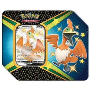 Pokémon TCG Shining Fates - Cramorant V Tin