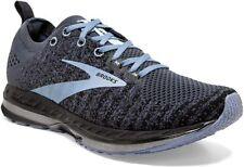 Brooks Women's Bedlam 2 Running Shoe, Black/Blue, 9.5 B(M) US