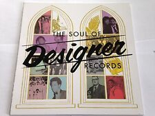 The Soul Of Designer Records - Various Artists 2014 Big Legal Records 4 Discs CD