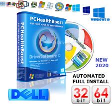 DELL Windows PC & Laptop DRIVERS DVD Recovery|Restore|Install XP|Vista|7|8|10 UK