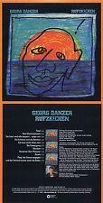 """Georg Danzer """"Rufzeichen"""" 1989! Digital remastered! Elf Songs! Nagelneue CD!"""
