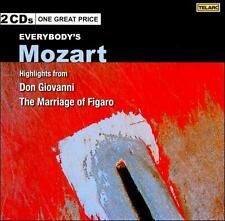 Mozart: Don Giovanni, The Marriage Of Figaro (Highlights) [2 CD]