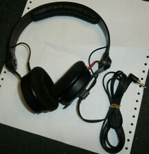 Sennheiser HD 25-1 II Over the Ear Professional DJ Headphones - Black
