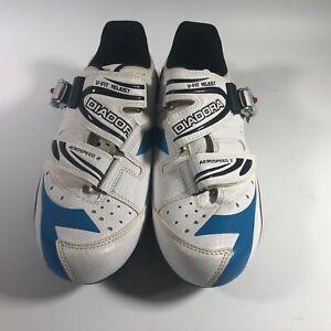 Women's Diadora Aerospeed 2 Road Cycle Racing Shoes – Size 7.5 – Floor Model
