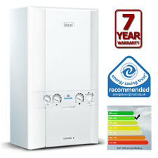 SUPPLIED and FITTED  Ideal Logic + Plus 30 ErP Combi Boiler