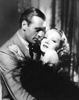 8x10 Print Marlene Dietrich Gary Cooper Desire 1936 #699