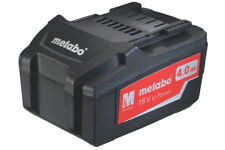 Metabo energía de iones de litio Paquete batería Pila 18V 4,0 Ah Ultra-M