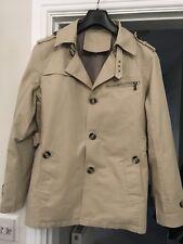 Men's / Boys Mackintosh Style coat / 36-38 Chest