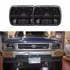 "5x7"" Square LED Truck Headlights Hi-Lo Beam Headlamp for Jeep Cherokee XJ Trucks"
