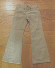 VGC GIRL'S GLO GRAY CORDUROY PANTS -- SIZE 10