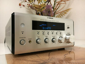 Yamaha RX-E810 - Piano-Craft Stereo Receiver mit Fernbedienung - TOP Zustand!