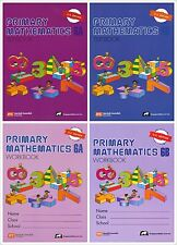 Singapore Primary Math Grade 6 Kit (US ED)-Workbook/Textbook 6A+6B-FREE EXP SHIP