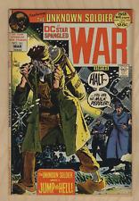Star Spangled War Stories  #161 Unknown Soldier  1972 FN 6.0