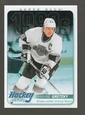 (56326) 2013-14 UPPER DECK SERIES 2 HOCKEY HEROES #HH53 WAYNE GRETZKY