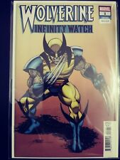 WOLVERINE 1 INFINITY WATCH GEORGE PEREZ VARIANT NM+++ MARVEL HIGH GRADE PA3-214