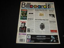 1994 OCTOBER 8 BILLBOARD MAGAZINE - GREAT MUSIC ISSUE & VERY NICE ADS - O 7253