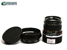 Leica Summicron M 50mm F/2 Lens Black Ver.3