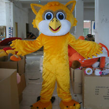 2017 New Owl Mascot Costume EPE Fancy Dress Party Outfit Cloth Gift