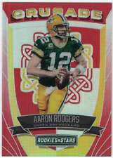 2017 Panini Rookies and Stars Crusade /99 #7 Aaron Rodgers Packers