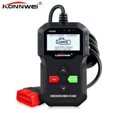 OBD2 Auto Car Diagnostic Scanner EOBD Vehicle Car Engine Fault Code Reader KW590