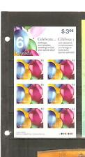 pk22137:Stamps-Canada #BK323 Birthday Celbrations 6 x 51 cent Booklet--MNH