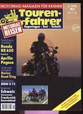 TF 5/96 K 75 Pegaso 650 NX 650 Road King GL 1500 Trike XJ 900 Side Bike Mobec