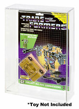 Transformers Combiners Acrylic Display Case