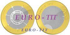 3 €   SLOVENIE  2012      NOUVEAU    LOT DE 2 X PIECES        DISPONIBLE !!!!!!!