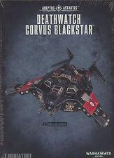 Warhammer 40K: Deathwatch: Corvus Blackstar (39-12) NEW