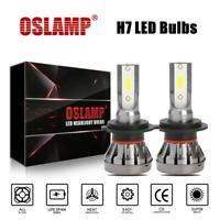 H7 LED Headlight Bulbs Kit for Yamaha YZF-R6 2006 2008 2009 High Power 6000K