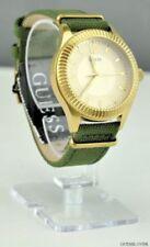 Relojes de pulsera baterías de tela/cuero