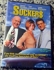 SUCKERS NEW OOP DVD Lori Loughlin Mandylor Daniel Benzali Roger Nygard Car Sales