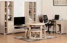 Bedroom & Living Room Furniture Sonoma Oak Effect Veneer Sideboard Display Unit