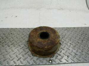 2009 YAMAHA GRIZZLY 350 REAR BACK BRAKE DRUM DUST COVER